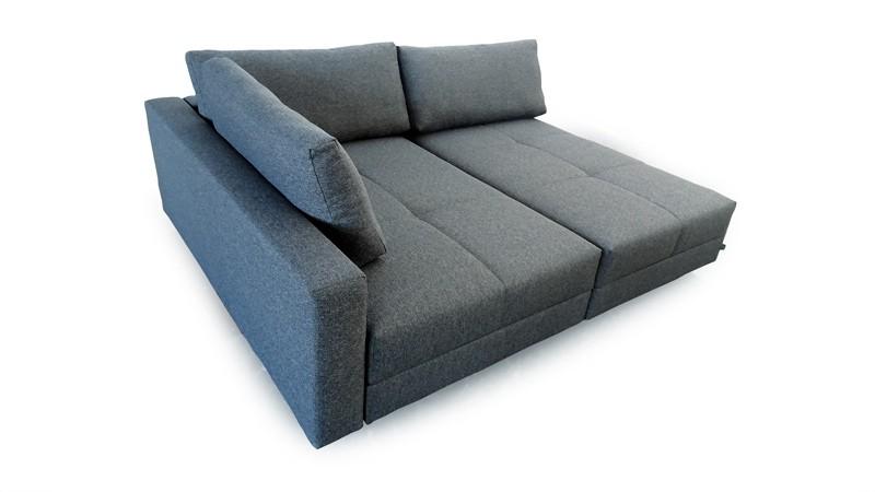 Cocco D43200 3085 Graphite Loungegruppe Ecksofa Franz Fertig