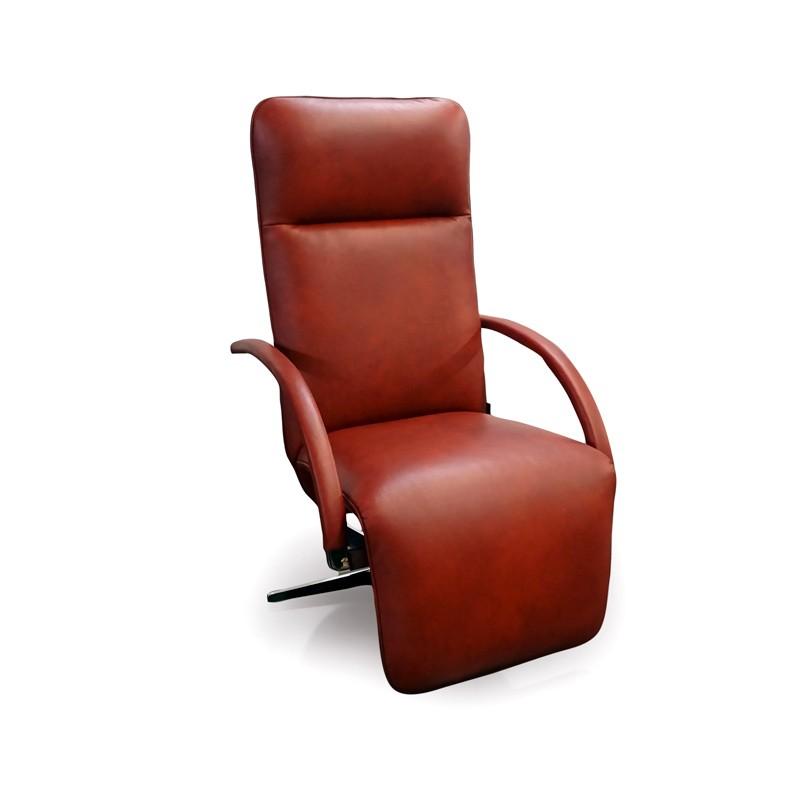 Fino-295170-6160-Leder-Granada-rouge-Relaxsessel-Designsessel-Franz-Fertig