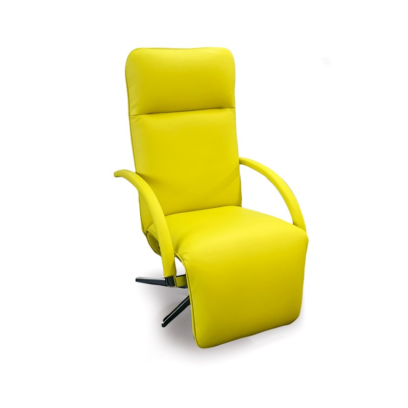 Fino-295170-6640-Nappaleder-gelb-Relaxsessel-Designersessel-Franz-Fertig